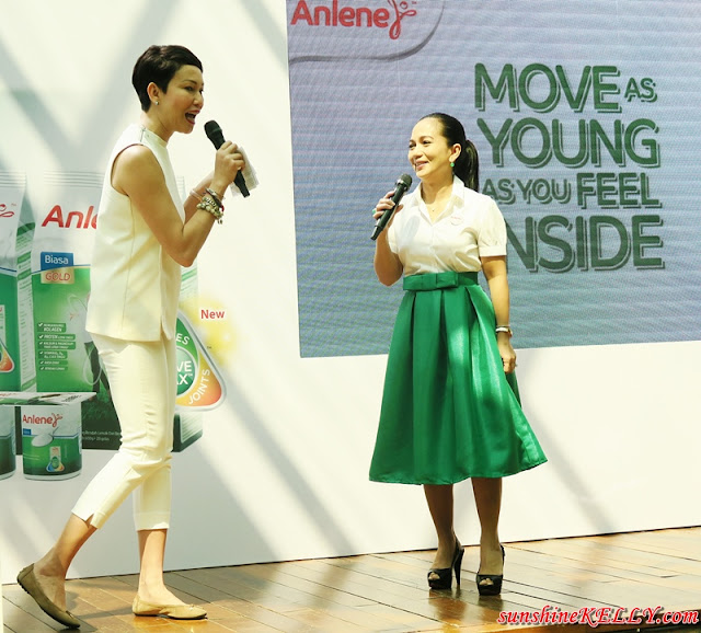 Move As Young As You Feel Inside, Anlene MoveMax, Anlene Move
