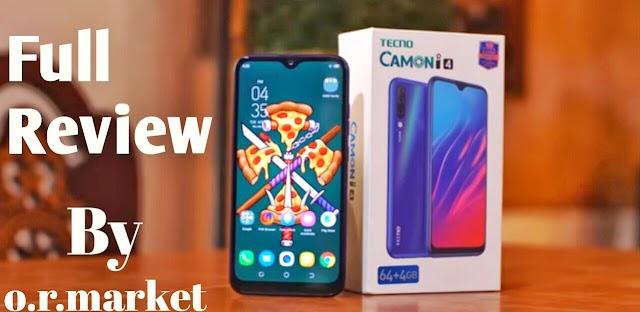 Tecno Camon i4 Review