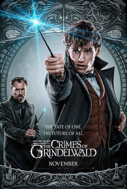 الإصدارات العالية الجودة HD في شهر فبراير 2019 February فيلم fantastice beasts the crimes of grindelwald