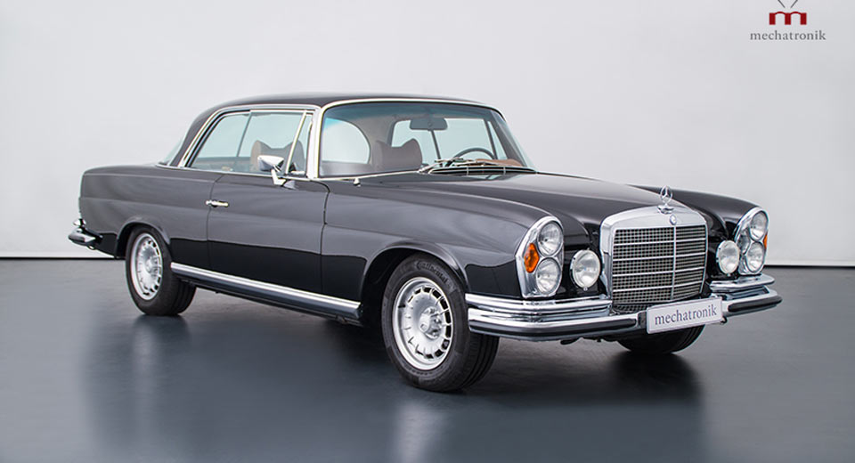 Mercedes Benz W111 - 220SE-b Coupe / 1963 - YouTube |Mercedes Benz W111