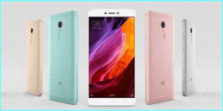Download Firmware Xiaomi Redmi Note 4X