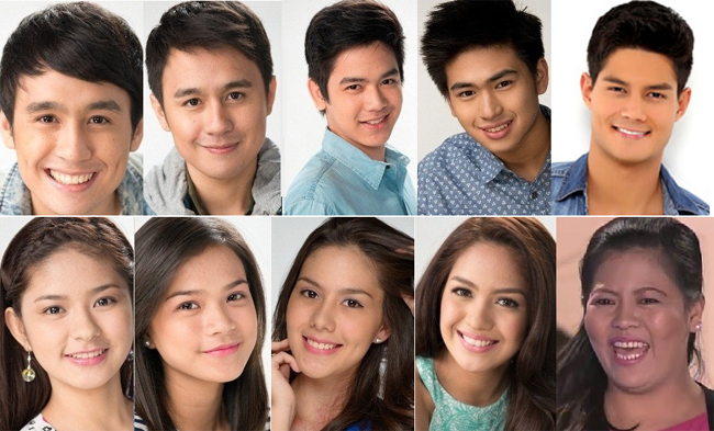 PBB All In 10 Started Their Nomination Task on July 5, 2014