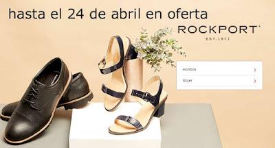 zapatos mujer en oferta de la marca Rockport