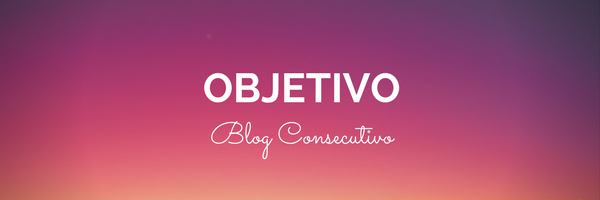 Objetivo Blog Consecutivo
