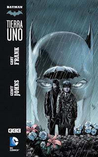 """Reseña de """"Batman: Tierra Uno"""" vol. #1, de Geoff Johns y Gary Frank [ECC Ediciones]."""