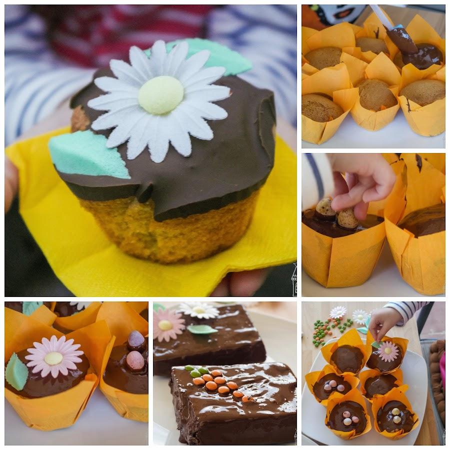 cupcakes decorar easter pascua