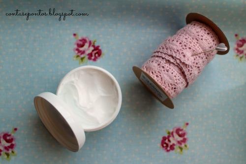 Dicas de costura - usar creme para coser tecidos plastificados