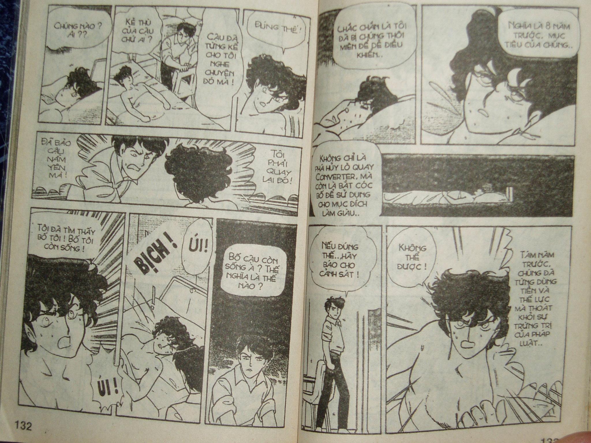 Siêu nhân Locke vol 14 trang 66