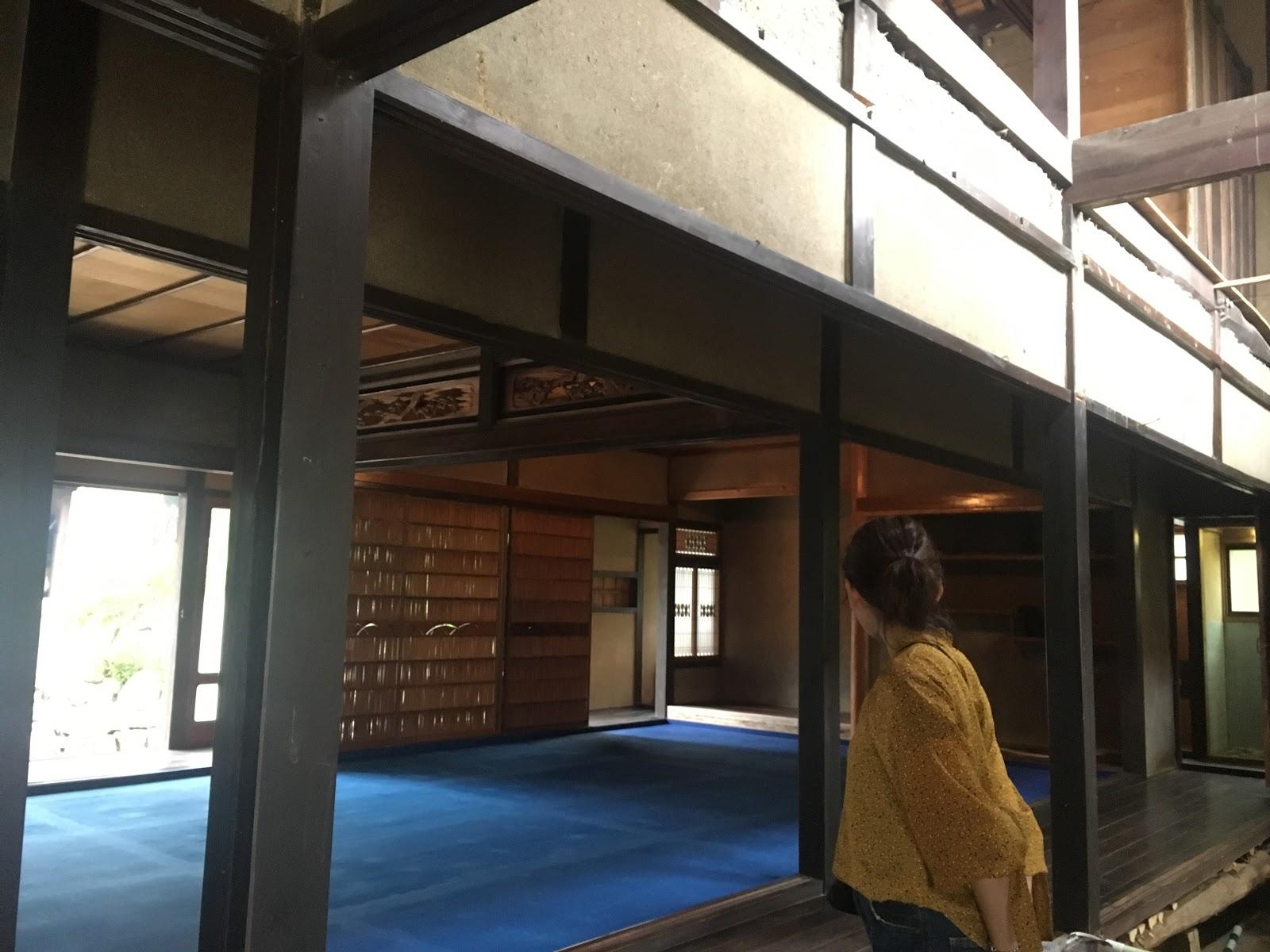 ・小松愛香の好奇心・: アートベース百島 ★ CROSS ROAD 2 へ行って ...