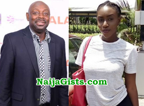 segun arinze abandoned daughter