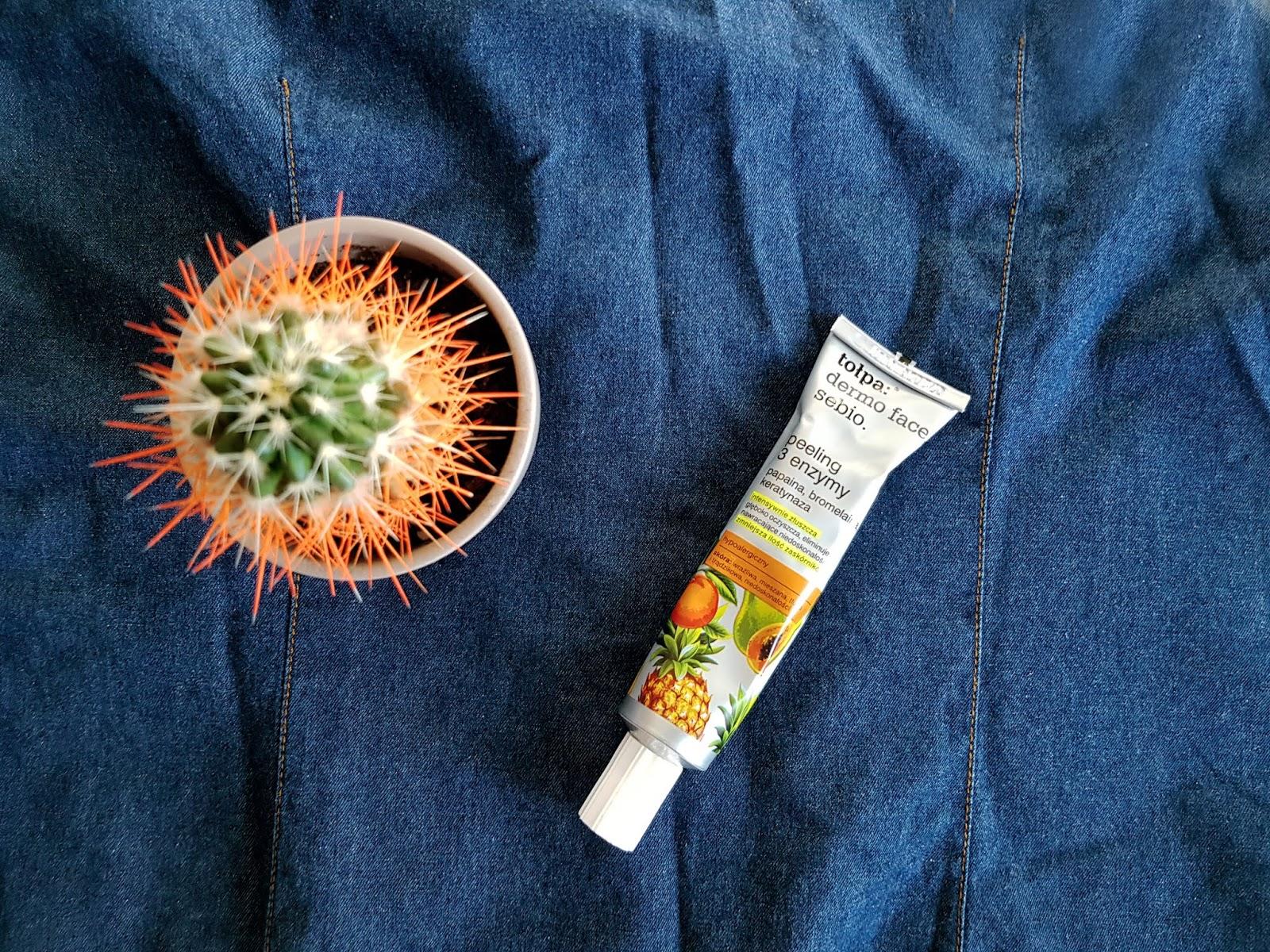 Peeling 3 enzymy Tołpa- Mocne oczyszczanie ?.