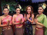 Giada De Laurentiis Giada In Thailand