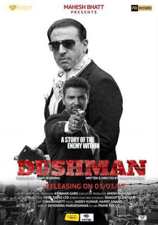 Dushman 2017 DVDRip 400MB Full Punjabi Movie Download x264 Watch Online Free bolly4u