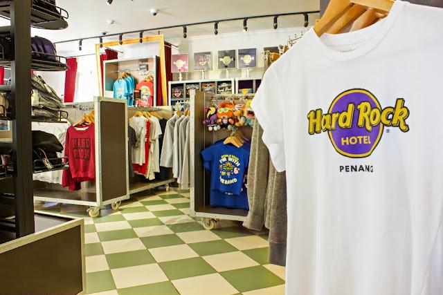 Inilah Hard Rock Hotel Penang