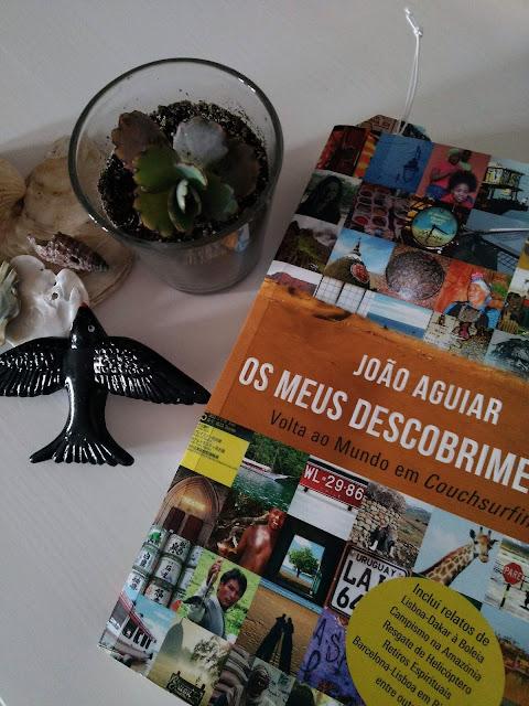 livro Os Meus Descobrimentos de João Aguiar