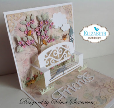 Selma S Stamping Corner And Floral Designs Pop Up Garden