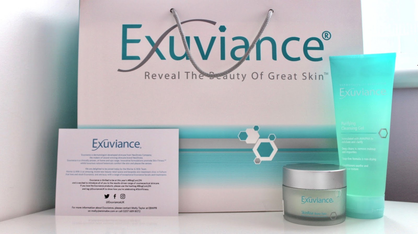 Exuviance Beauty & Skin Care Brand