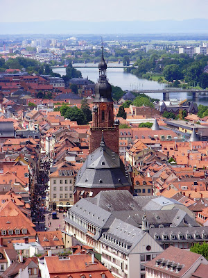 Heidelberg Old Town Autumn Festival