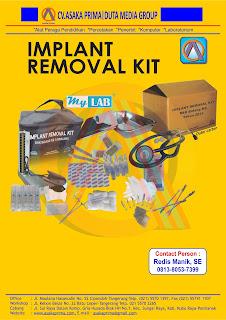 JUAL IMPLANT REMOVAL KIT BKKBN 2016 | produk IMPLANT REMOVAL KIT  juknis DAK BKKBN 2016