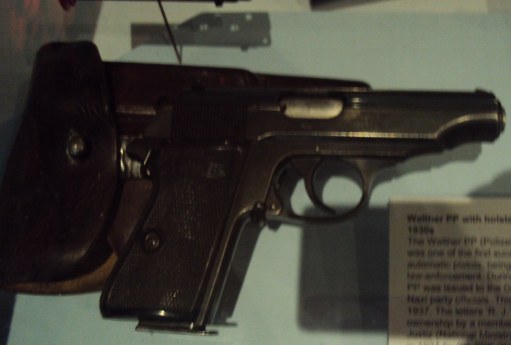 JAMES BOND MEMES: Bond's concealed weapon: the gun hidden inside the