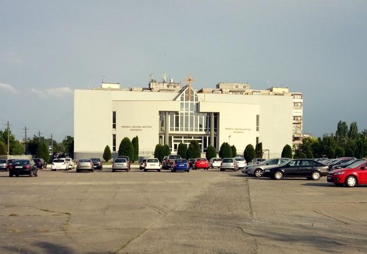 Maranata Baptist Church in Arad