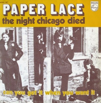 Paper Lace The Night Chicago Died 1974