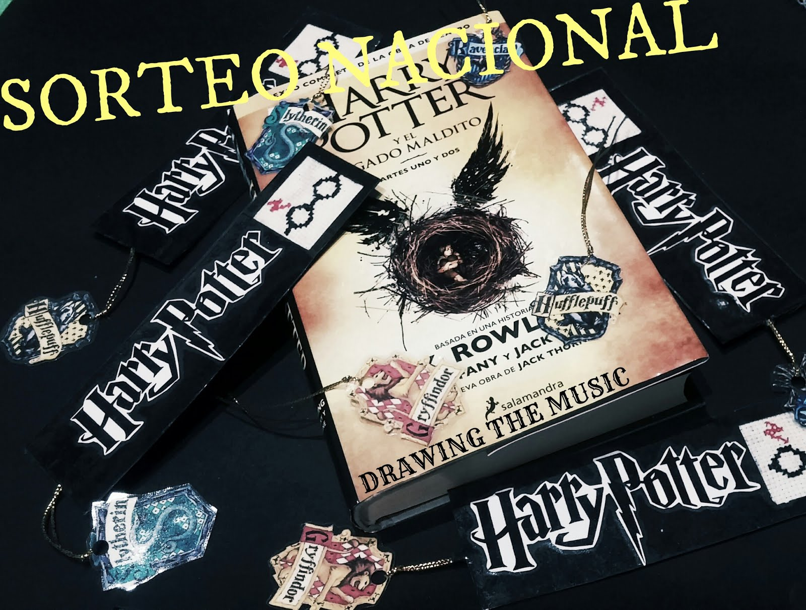 "Sorteo ""Harry Potter "" ACTIVO"