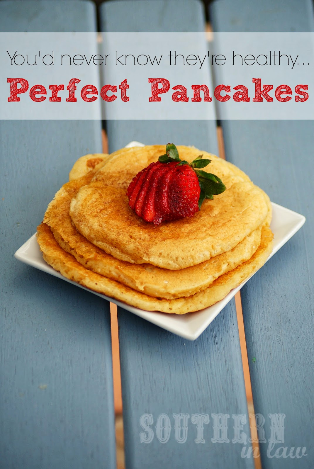 Southern In Law: Recipe: Perfect Pancakes (Better than IHOP!)