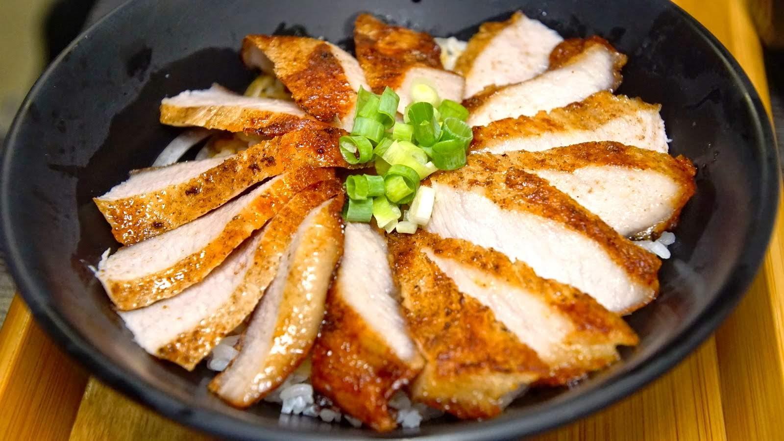[台南][東區] 肉肉控|丼飯專賣|平價地大口吃肉|食記
