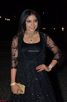 Sakshi Agarwal looks stunning in all black gown at 64th Jio Filmfare Awards South ~  Exclusive 116.JPG