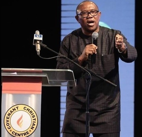 Corruption Fight Is A Disaster, Not An Economic Policy - Peter Obi Tells Buhari