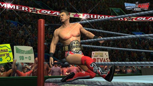 WWE Smackdown! vs RAW 2011 screenshot 3