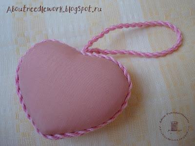 Как сделать пинкип сердечко