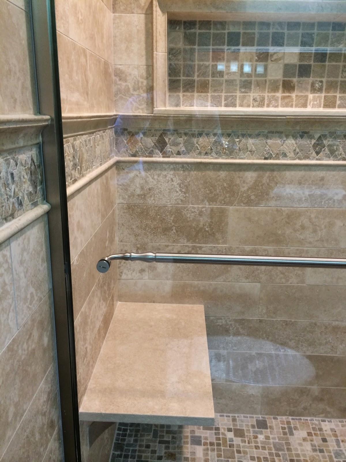 Custom Bathroom Remodeling Natural Stone Travertine
