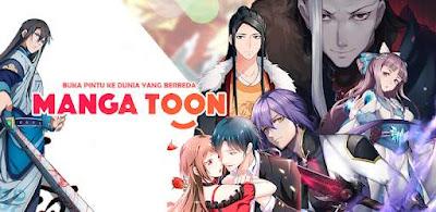 aplikasi baca komik mangatoon