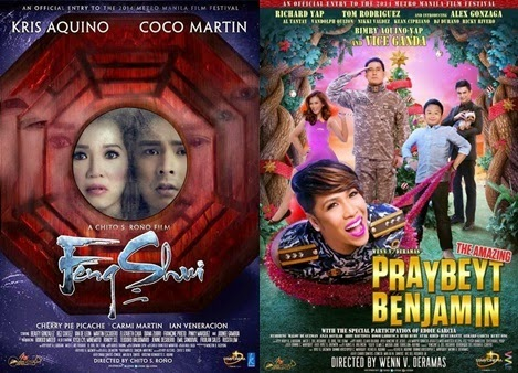 'Praybeyt Benjamin', 'Feng Shiu' earn 304M in 4 days