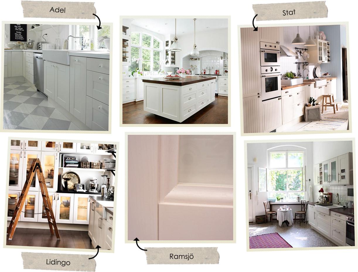 Progettando la mia cucina shabby chic interiors - Ikea prezzi cucine ...