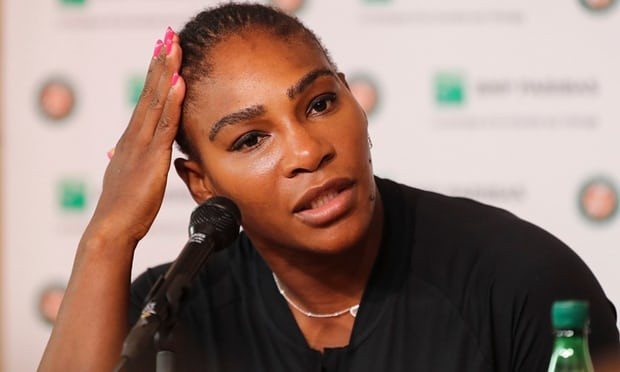 Serena Williams withdraws from French Open clash with arch-rival Maria Sharapova