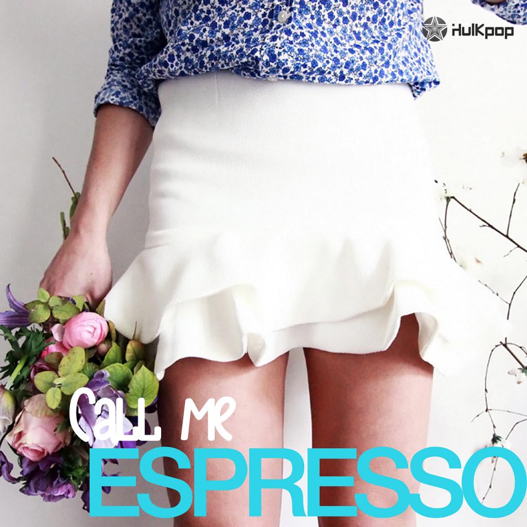 [Single] Espresso – Call Me