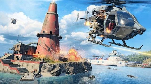 بالفيديو التلميح للكشف عن منطقة جديدة قادمة خلال طور Blackout للعبة Black Ops 4 ، لنشاهد ..