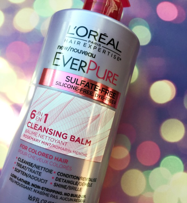 L'oreal EVERPURE Cleansing Balm