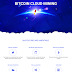 BITCOIN Mining Website Design
