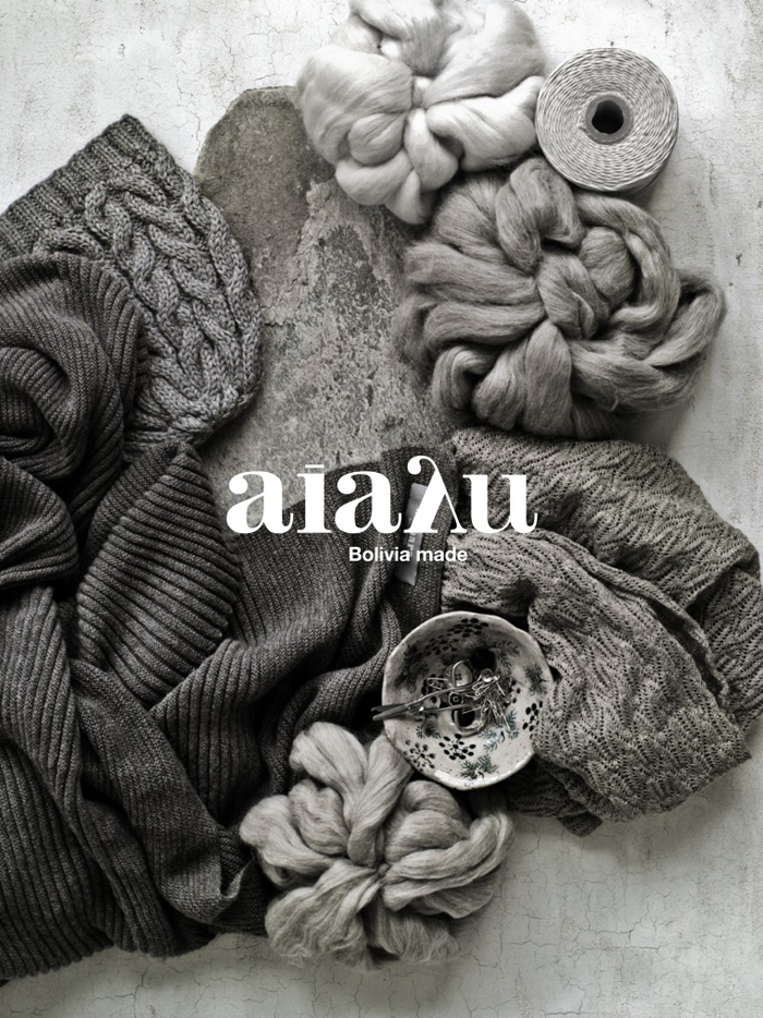 aiayu Danish luxory textile made in Bolivia