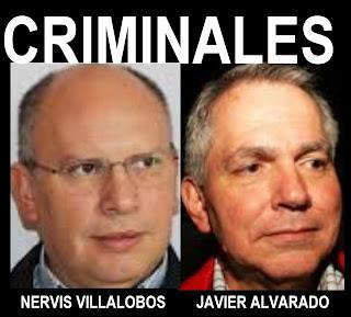 Image result for Nervis Villalobos and Javier Alvarado