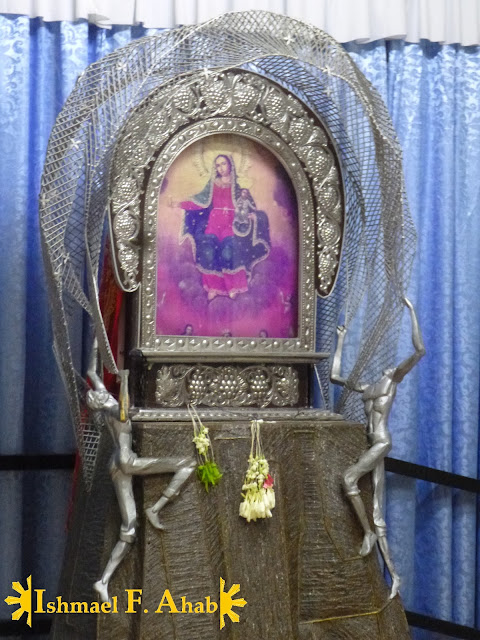 Our Lady of the Most Holy Rosary, Queen of Caracol image in Rosario, Cavite