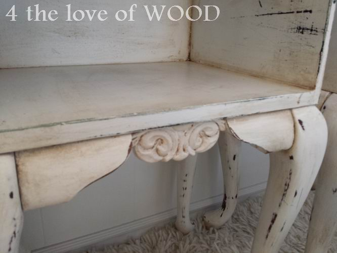4 The Love Of Wood Using Appliques On Furniture Rustic