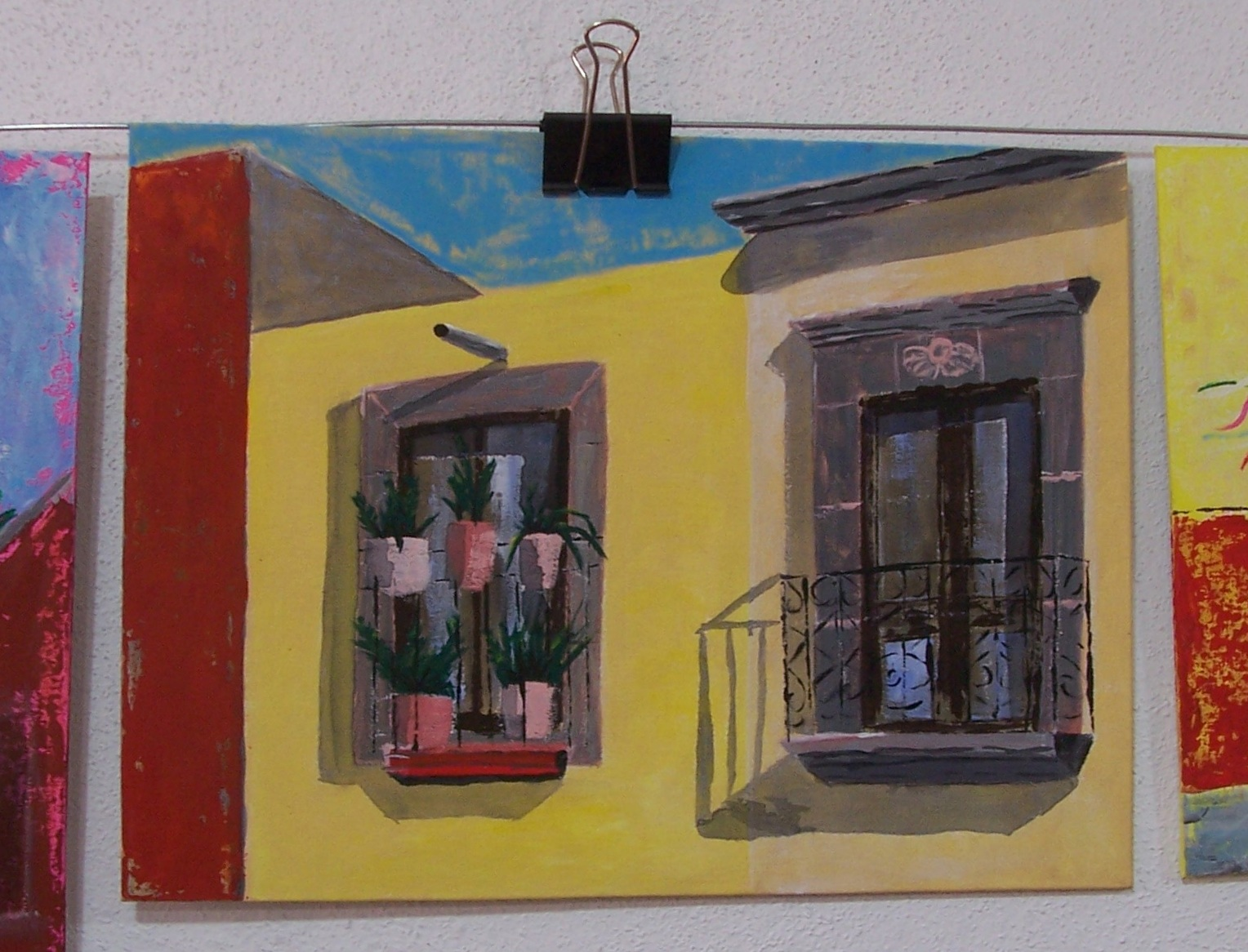 Cristi Fer Art Gallery and Workshops, San Miguel de Allende, Mexico ...
