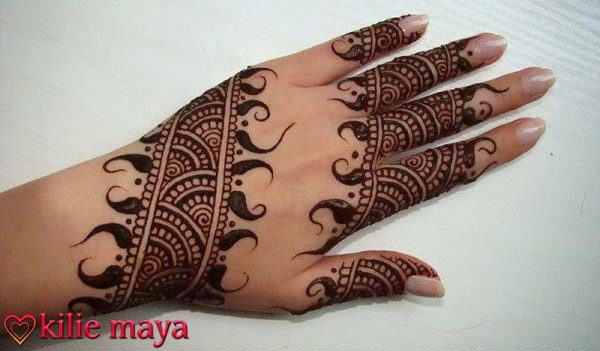 New Hands Mehndi Designs For Bridal Wedding Eid Party