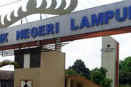 Daftar Jurusan dan Program Studi Politeknik Negeri Lampung (POLINELA)