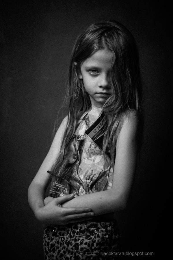 top model, fotografia portretowa, portret dziecka, modelka dziecko, dziewczynka, jacek taran